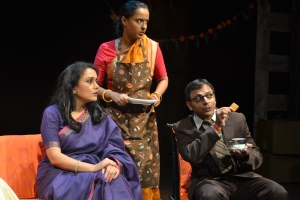 Watermans Presents UK Premiere of Boiled Beans on Toast by Primetime Theatre Company & Directed by Lillete Dubey